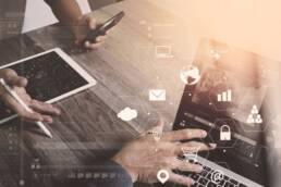 groot aandeel digitale touchpoints